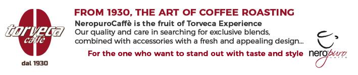 Torveca Caffè, dal 1930 l'arte della torrefazione